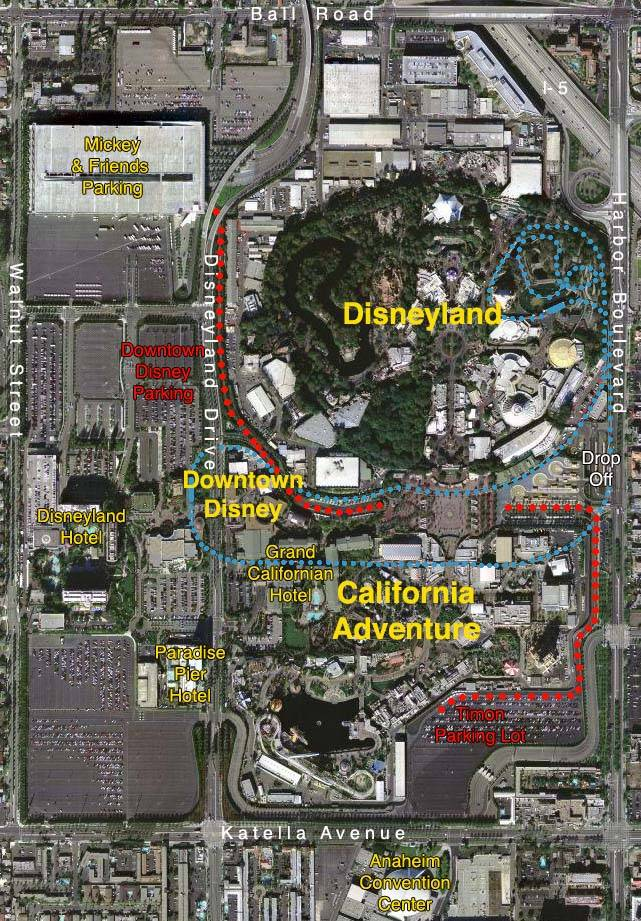 Step 3 Make A Daily Plan Disneyland Daily