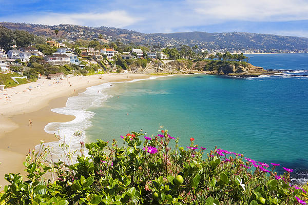 Crescent Bay Laguna Beach California Douglas Pulsipher