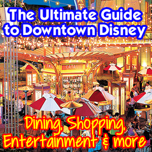 The Ultimate Guide To Downtown Disney Disneyland Daily