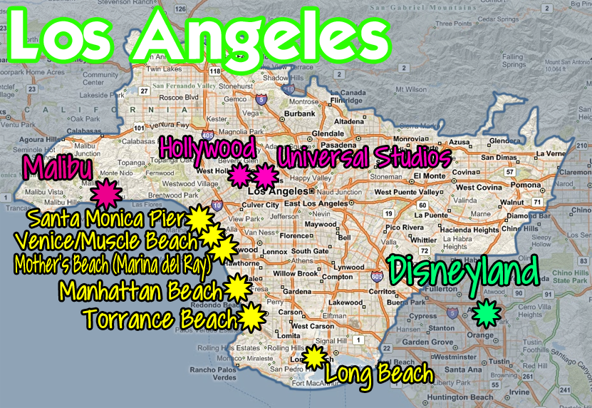 los angeles guide choice image