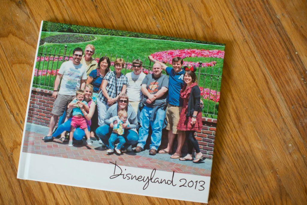Disneyland 2013 Photo Book-1
