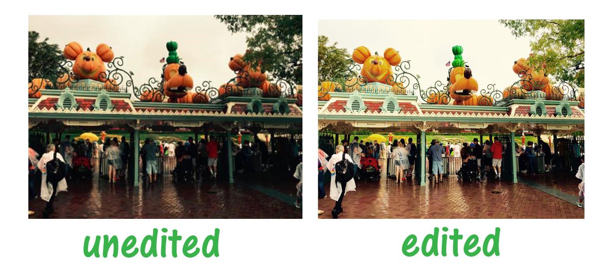 Photos Compared