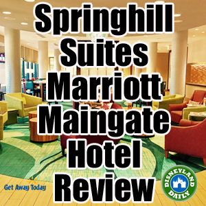 Springhill Suites Marriott Maingate with Get Away Today