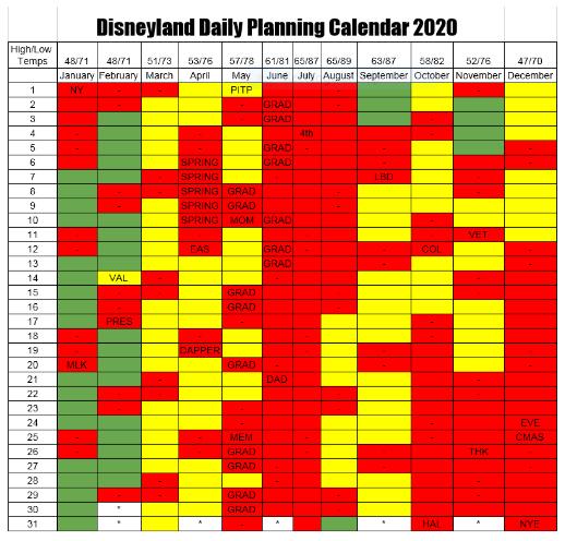 disneyland hours october 2020