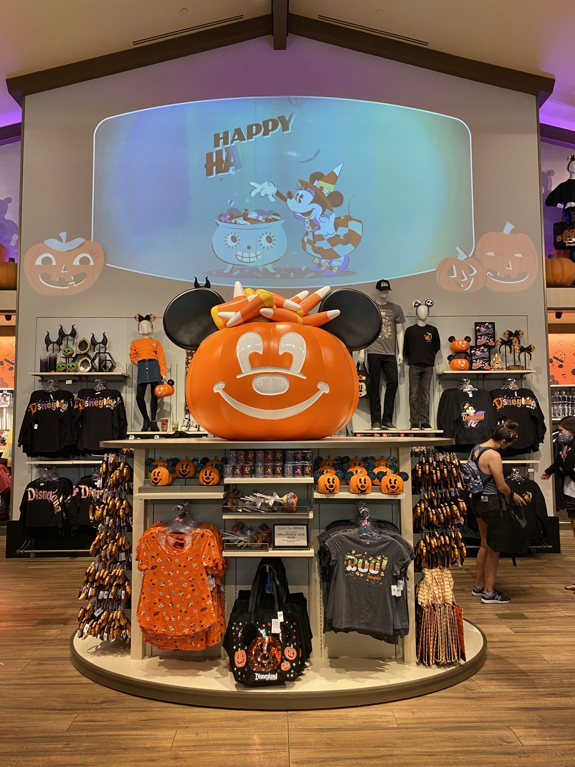 Disneyland Halloween 2020 Purchase Time Halloween 2020 Merchandise at World of Disney | Disneyland Daily